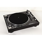Reloop RP-8000 Hybrid High-Torque MIDI Turntable with Straight Tonearm