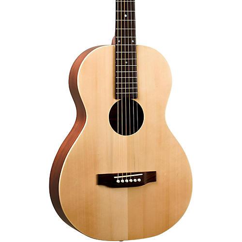 Recording King RP-A9 EZ Tone Plus Single O Acoustic Guitar Natural