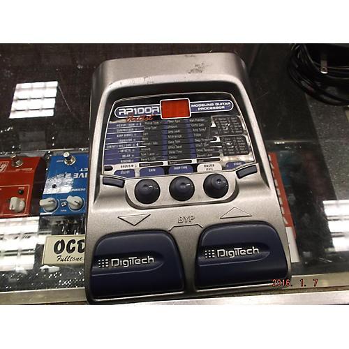 Digitech RP100A Effect Processor