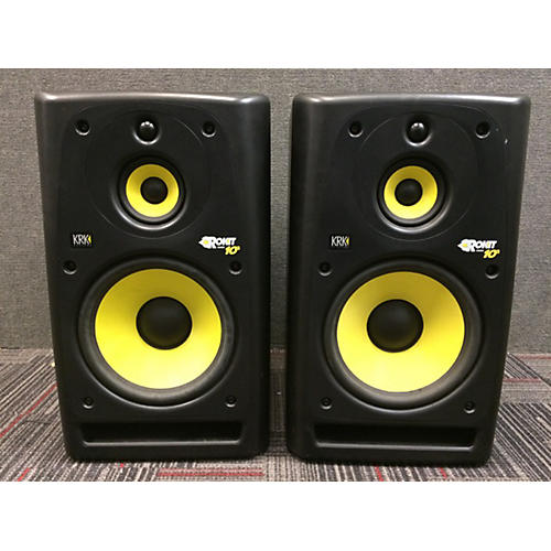 KRK RP103G2 Pair Powered Monitor