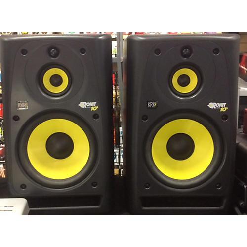 KRK RP103G2 Pair Powered Monitor-thumbnail