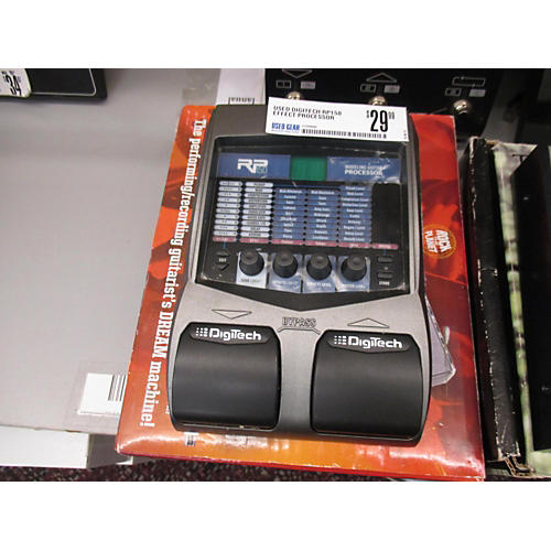 Digitech RP150 Effect Processor
