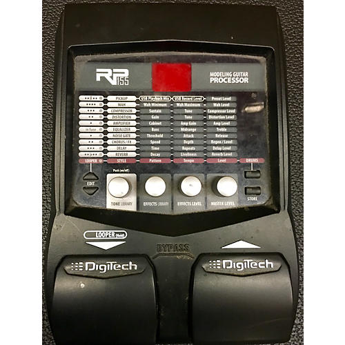 Digitech RP155 Effect Processor-thumbnail