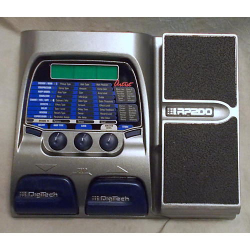 Digitech RP200 Effect Processor
