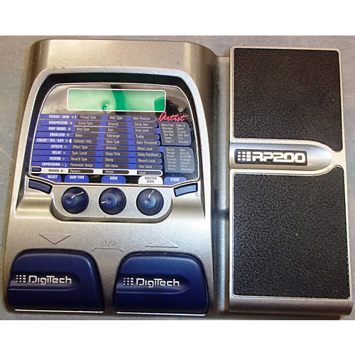 Digitech RP200 Effect Processor