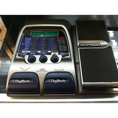 Digitech RP200A Effect Processor-thumbnail