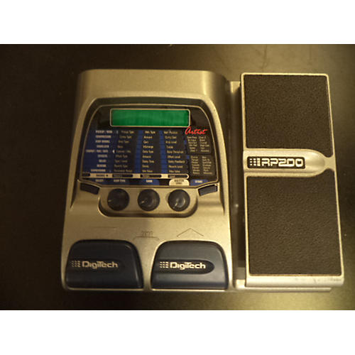 Digitech RP200A Effect Processor