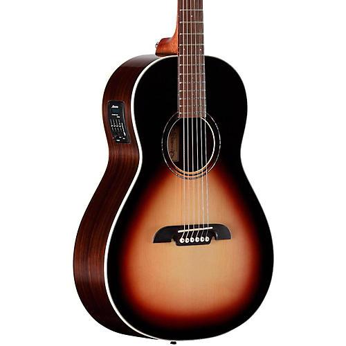 Alvarez RP270ESB Parlor Acoustic-Electric Guitar-thumbnail