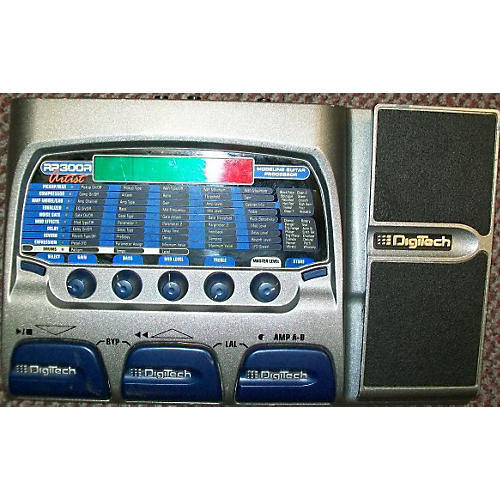 Digitech RP300A Effect Processor