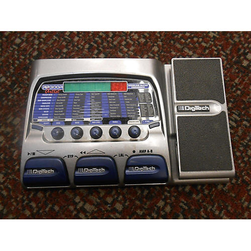 Digitech RP300A Effect Processor