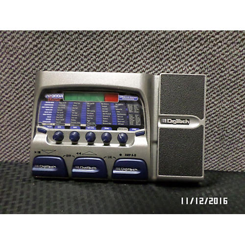 Digitech RP300A Effect Processor-thumbnail