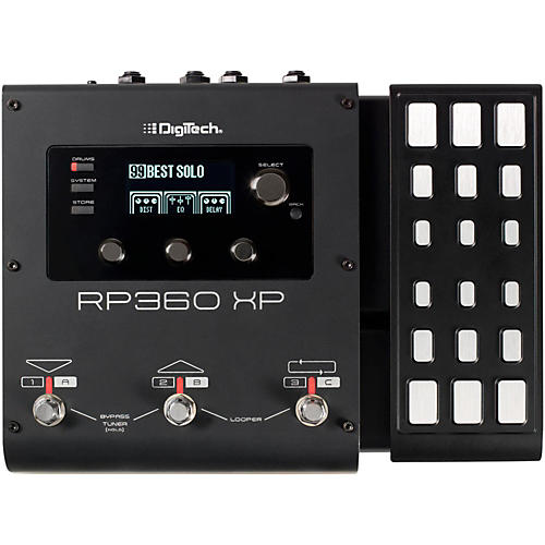 Digitech RP360XP Guitar Multi-Effects Pedal