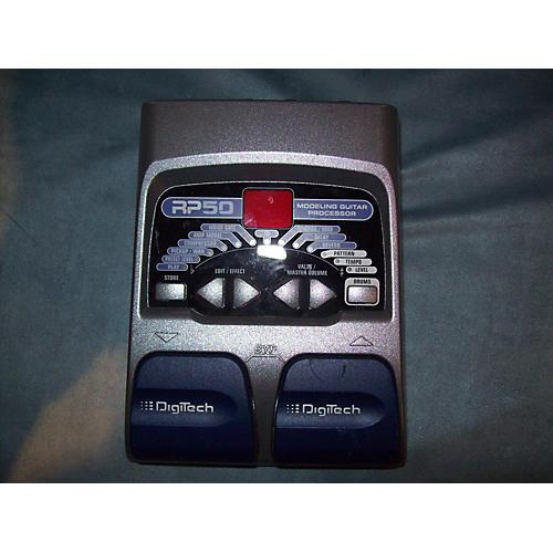 Digitech RP50 Effect Processor-thumbnail