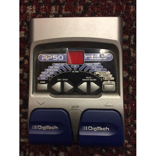 Digitech RP50 Effect Processor