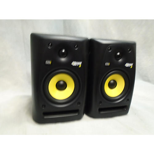 KRK RP5G2 Pair Powered Monitor-thumbnail
