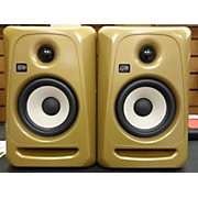KRK RP5G3 Pair Gold Powered Monitor