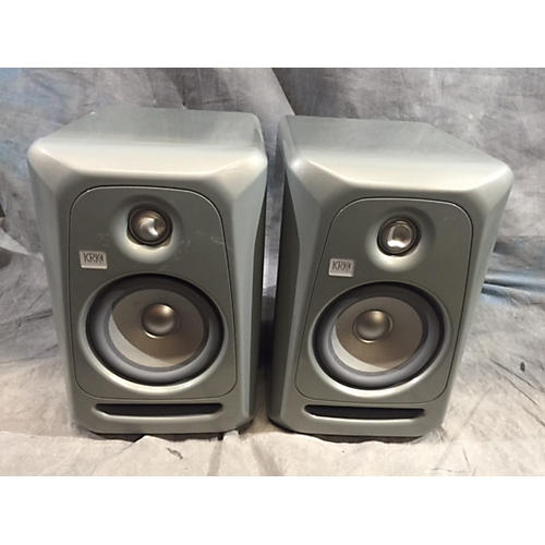 KRK RP5G3 Pair Powered Monitor-thumbnail