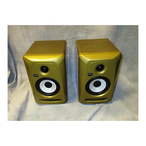 KRK RP5G3VG Pair Gold Powered Monitor
