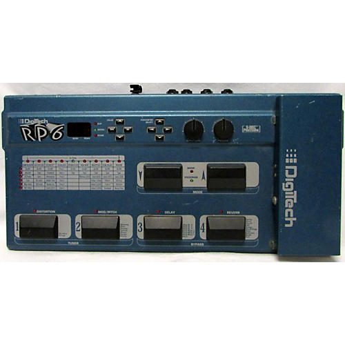 Digitech RP6 Effect Processor