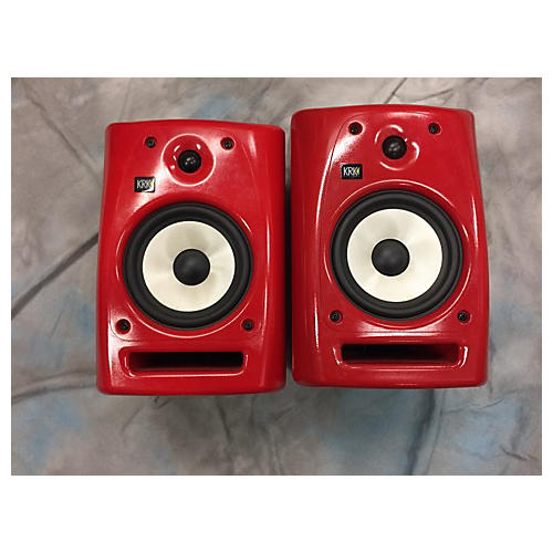 KRK RP6G2 Pair Powered Monitor-thumbnail