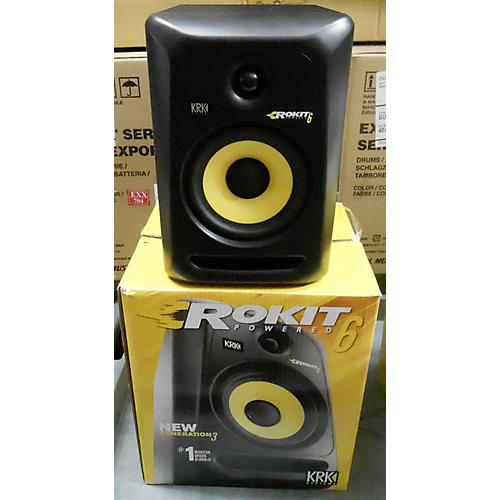KRK RP6G3 Pair Powered Monitor-thumbnail