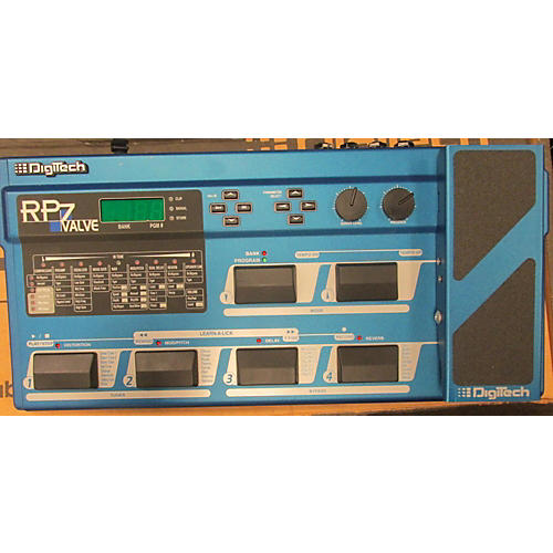 DigiTech RP7 Valve Effect Processor