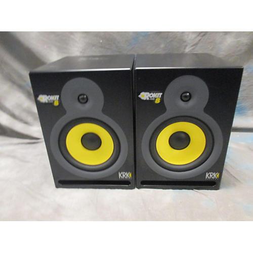 KRK RP8 PAIR Powered Monitor-thumbnail