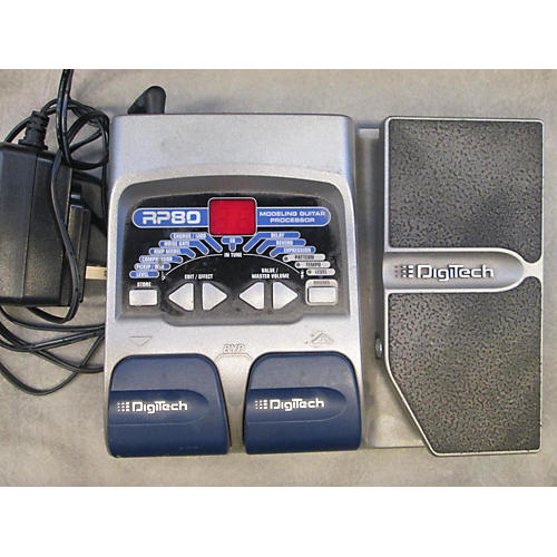 Digitech RP80 Effect Processor