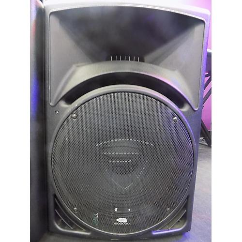 used rockville rpg15 powered speaker guitar center. Black Bedroom Furniture Sets. Home Design Ideas