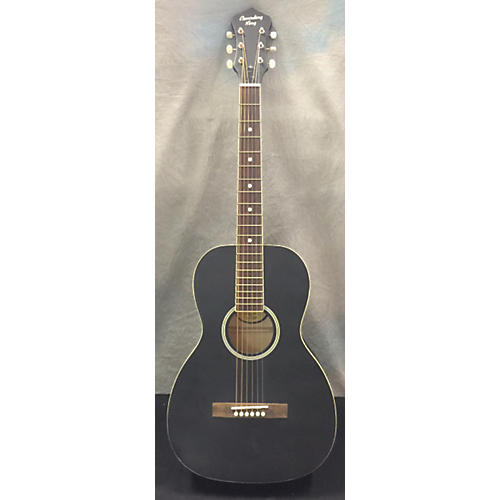 Recording King RPH03BK Acoustic Guitar-thumbnail