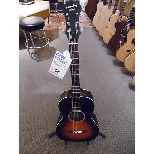 Recording King RPH05 Dirty Thirties 2 Color Sunburst Acoustic Guitar-thumbnail