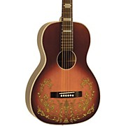 Recording King RPS-7G Dirty 30's Series 7 Single 0 Decal Guitar