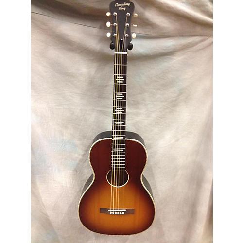 Recording King RPS7TS Dirty 30s 7 Series Acoustic Guitar