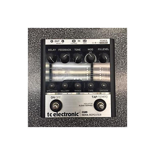 TC Electronic RPT-1 Nova Repeater Effect Pedal
