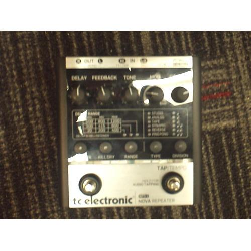 TC Electronic RPT1 Nova Repeater Effect Pedal