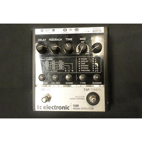 TC Electronic RPT1 Nova Repeater Pedal