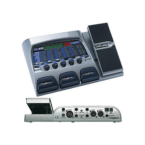 Digitech RPx400 Modeling Floor Processor and USB Interface