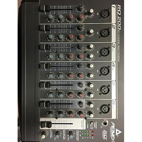 Peavey RQ 200 Unpowered Mixer-thumbnail