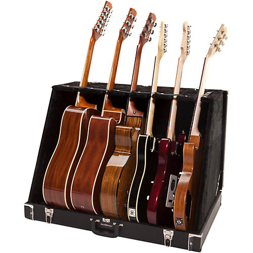 Road Runner RRGS6 6 Guitar Stand Case-thumbnail