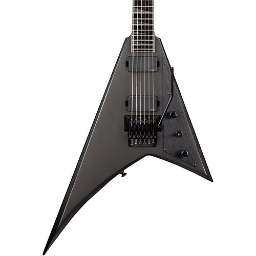Jackson RRMG Randy Rhoads Pro Electric Guitar Metallic Gray with Black Bevels