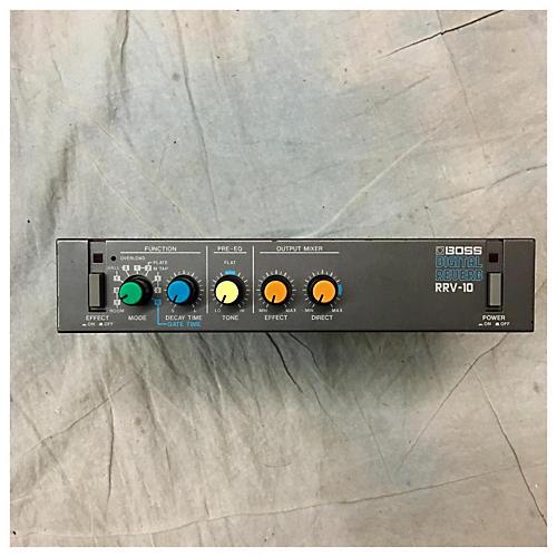 Boss RRV-10 Effect Processor