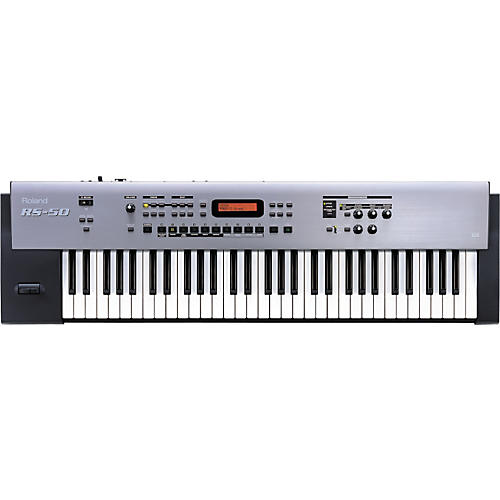 Roland RS-50 61-Key, 64-Voice Synthesizer-thumbnail