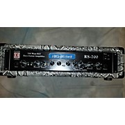 Eden RS-700 Bass Amp Head