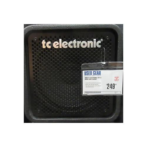TC Electronic RS112 8ohm Bass Cabinet-thumbnail