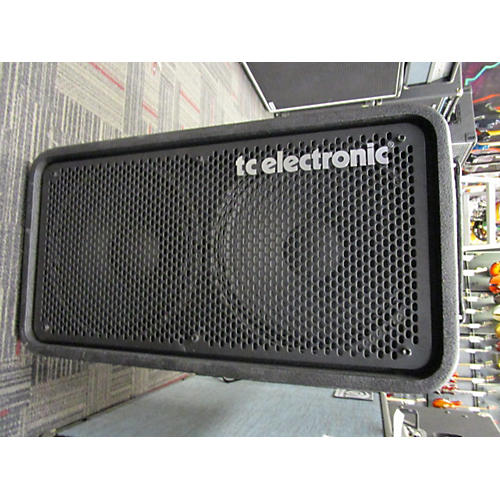 TC Electronic RS210 2X10 Vertical Bass Cabinet