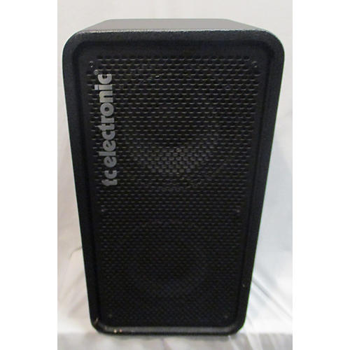 used tc electronic rs210 2x10 vertical bass cabinet guitar center. Black Bedroom Furniture Sets. Home Design Ideas
