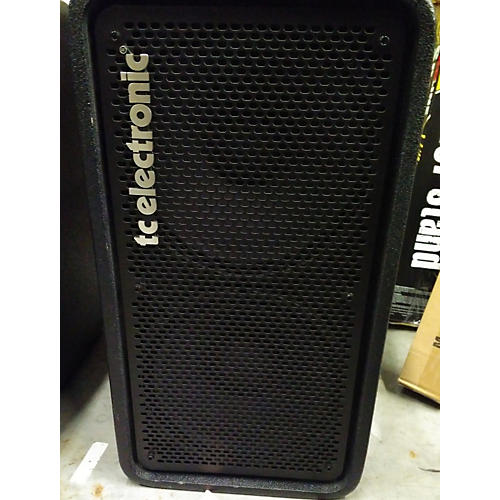 TC Electronic RS212 2x12 Vertical Stacking Bass Cabinet-thumbnail