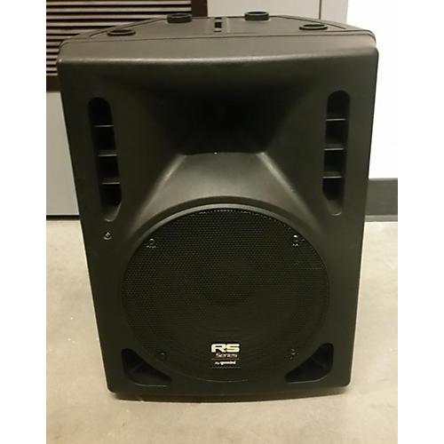 used gemini rs410 powered speaker guitar center. Black Bedroom Furniture Sets. Home Design Ideas