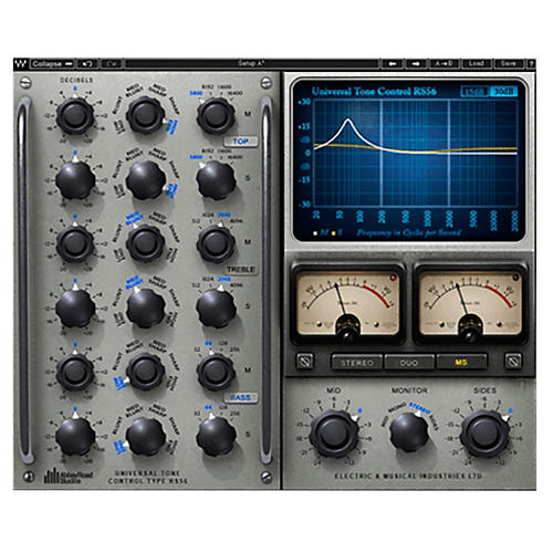 Waves RS56 Passive Equalizer Native Software Download-thumbnail