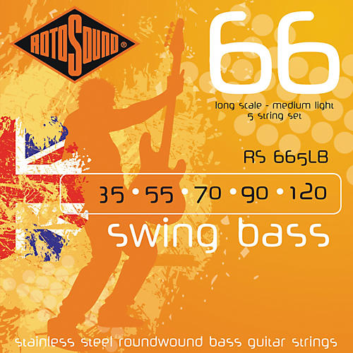 Rotosound RS665LB Bass Strings